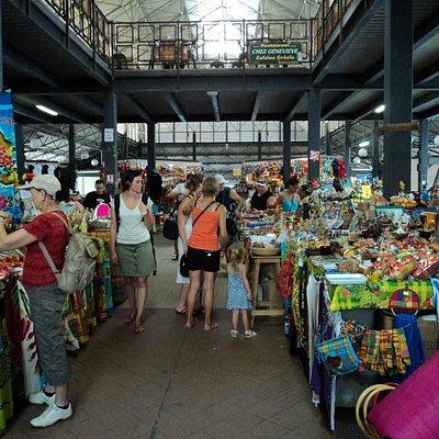 marché FORT DE FRANCE