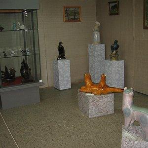 Творчество юринских и марийских художников