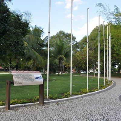 Praça das Manqueiras