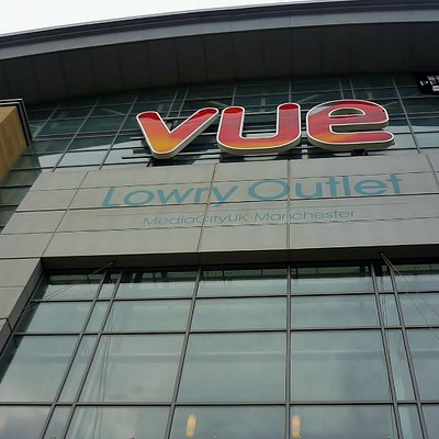 Vue Cinema @ Lowry Outlet, Salford
