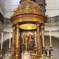 Iglesia de Santa Cruz,  Sevilla