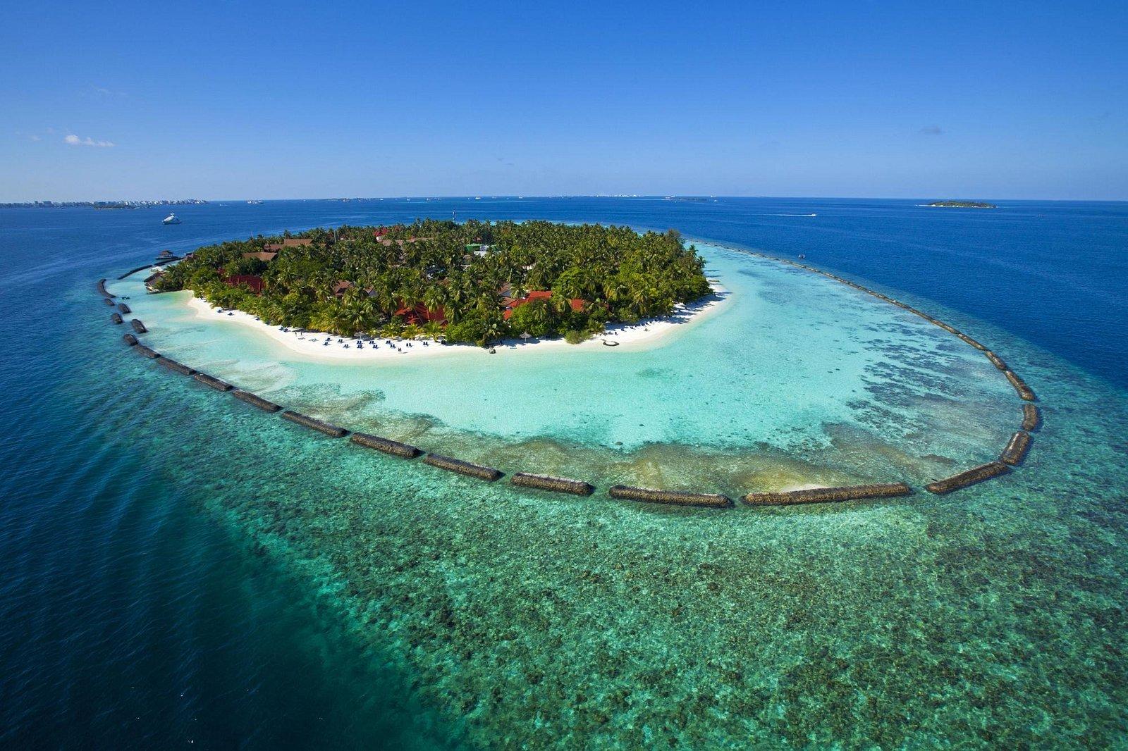 VIhamanafushi Kurumba Maldives Male' views