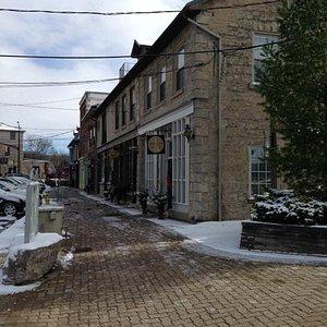 Mill St W Elora