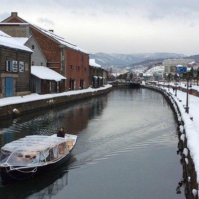 冬季運河クルーズ