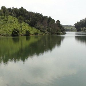 glenmorgan lake one side of the view(may'14)