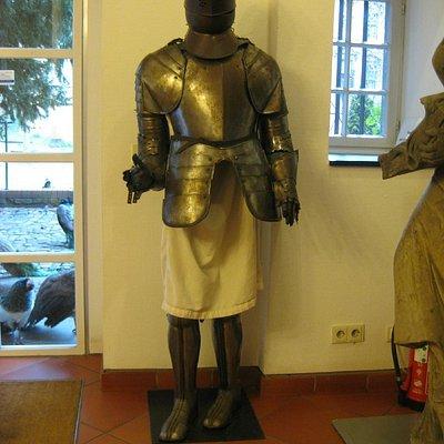 Один из экспонатов музея
