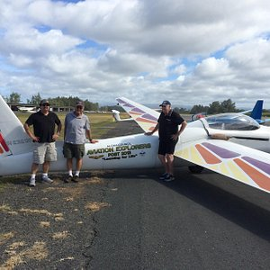 They also sponsor the BSA Aviation Explorers program- a fantastic way to inspire Scouts to enjoy