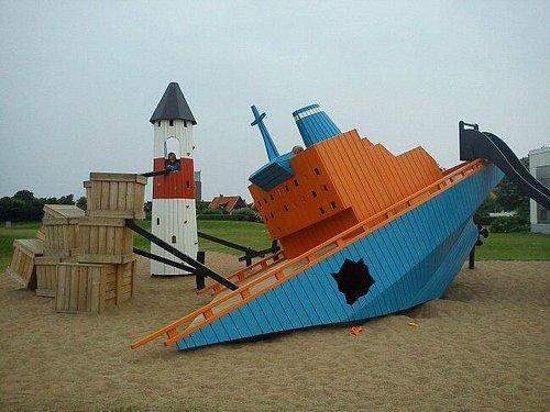 Kvickbadet Playground