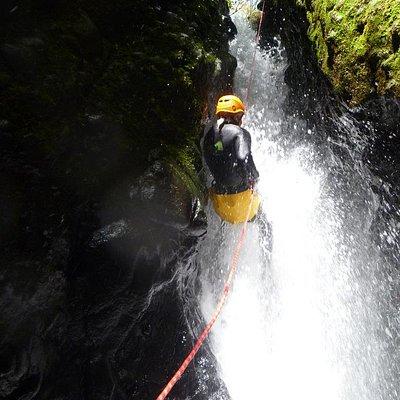 awol canyoning