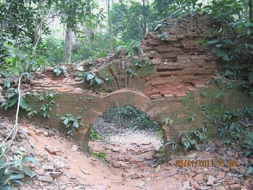Mendabari Fort