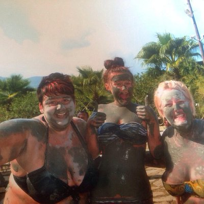 Daylan Mud Baths - organised by Chico