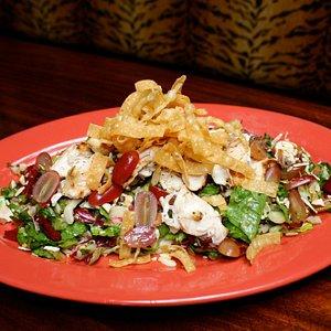 Bub's Asian Chopped Chicken Salad