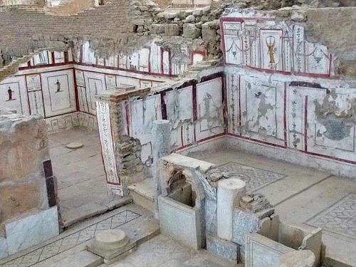 Terrace houses, Ephesus