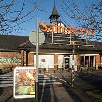 Sainsbury's Cafe, Wrexham