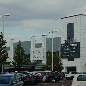 The Coliseum Shopping Park, Ellesmere Port