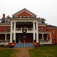 Turner Dodge House Front