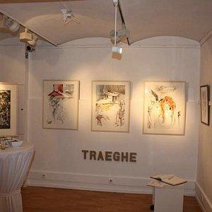 TRAEGHE  - Jan Wellens exhibition