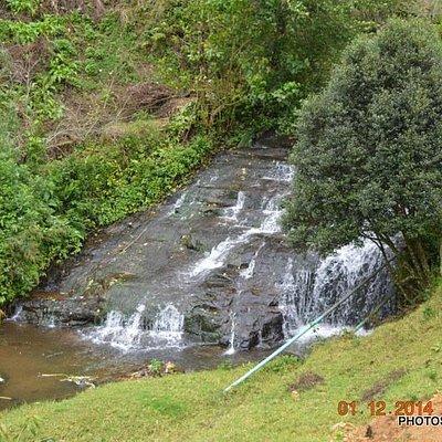 Vattakanal Falls