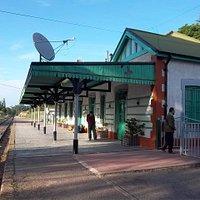 Ex Estación Sauce Grande