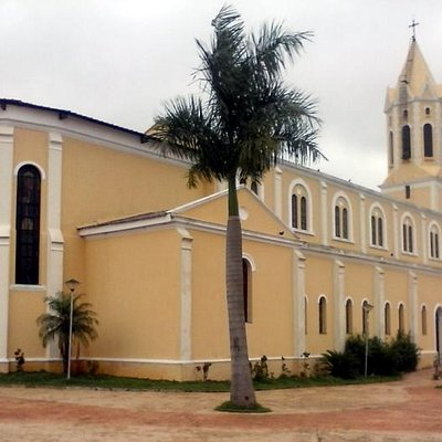 Igreja em Araçoiaba
