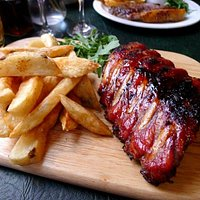 The George rack of ribs