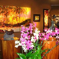 Lahaina Galleries on the Big Island of Hawaii at Shops at Mauna Lani