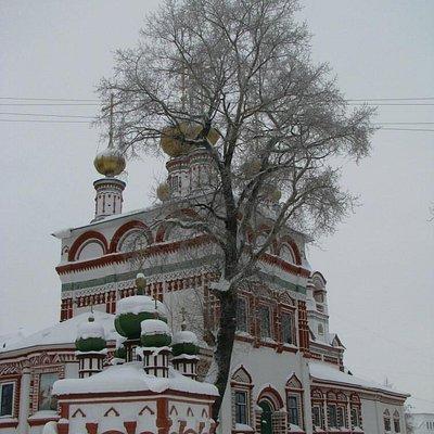 Богоявленская церковь (здание музея)