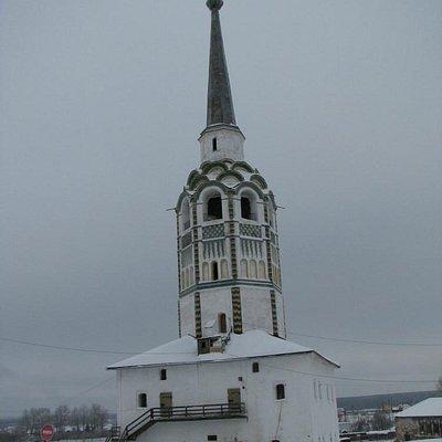 Соборная колокольня (здание музея)