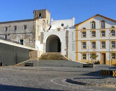 Fachada do Convento de São Francisco