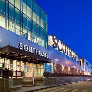 Southgate Centre, exterior