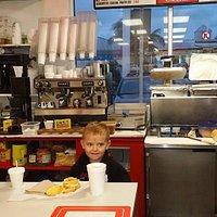 Tony's Mini Cafe