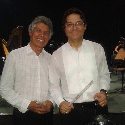 Maestro da Orquestra Sinfônica de Brasília, Claudio Cohen