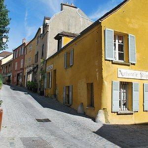Le vieux village de Marly-le-Roi