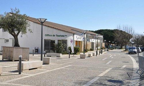 L'Office de Tourisme