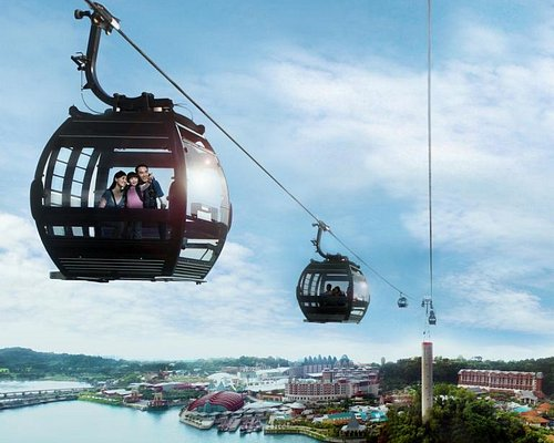 Have you taken our Cable Car joyrides yet?
