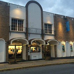 The Belcourt's been in Nashville's Hillsboro Village since 1925.