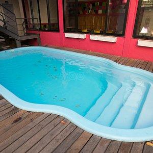 The Pool at the Bonita Ipanema