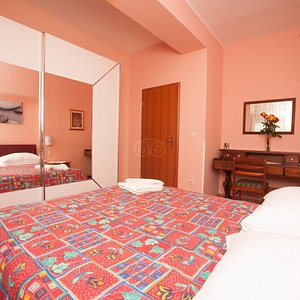 The Two Bedroom Apartment at the Split Apartments - Peric Hotel