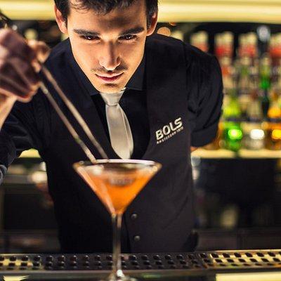 Bols bartender