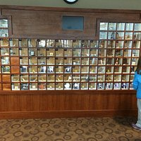 Checking out the Periodic Museum of the Element