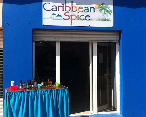 Shop at Brown Sugar Market in Belize City
