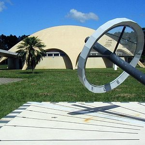 Planetário Universidade Federal de Santa Maria e Relógio Solar