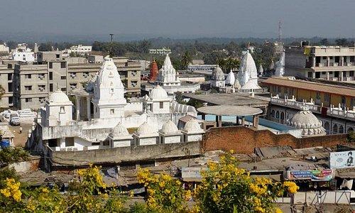 Temples jaïns, Madhuban