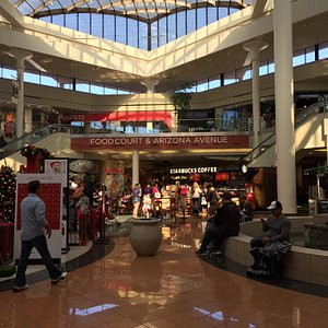 Very nice Mall. It has some important retail stores, so you can actually find lots of stuff.