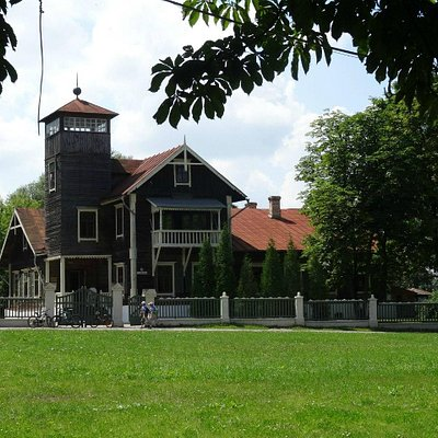 Флигель - музей