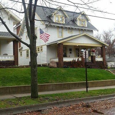 Dr. Bob's House Akron