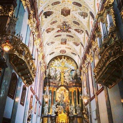 Deslumbrante Catedral