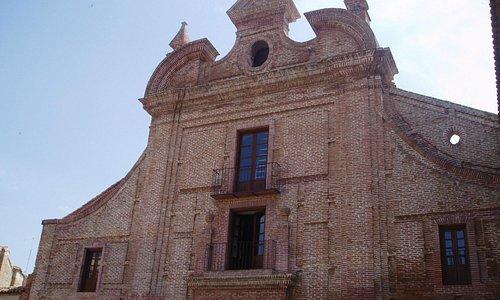 Liceo de San Agustín. Saint Angus Square in Talavera de la Reina