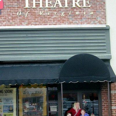 The Children's Theatre of Virginia