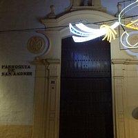 Puerta de San Andrés 20/12/2014